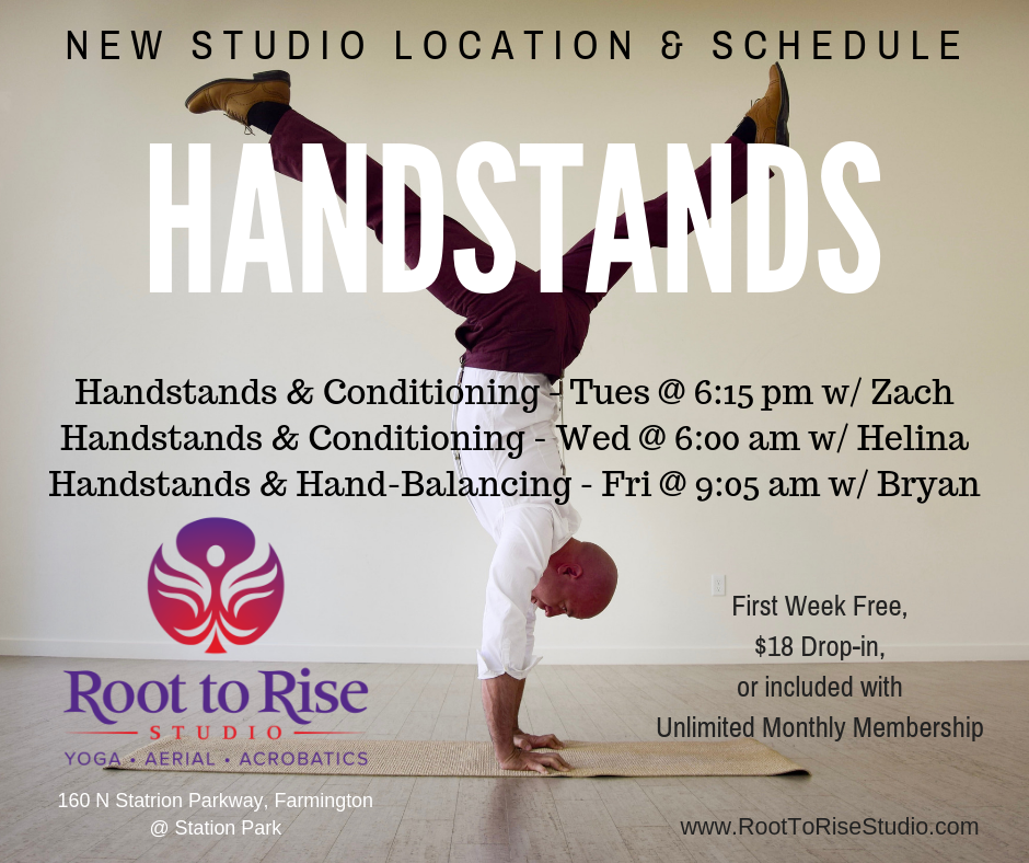 New Studio Handstands